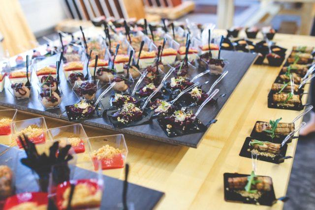 Välj catering till nästa företagsevent